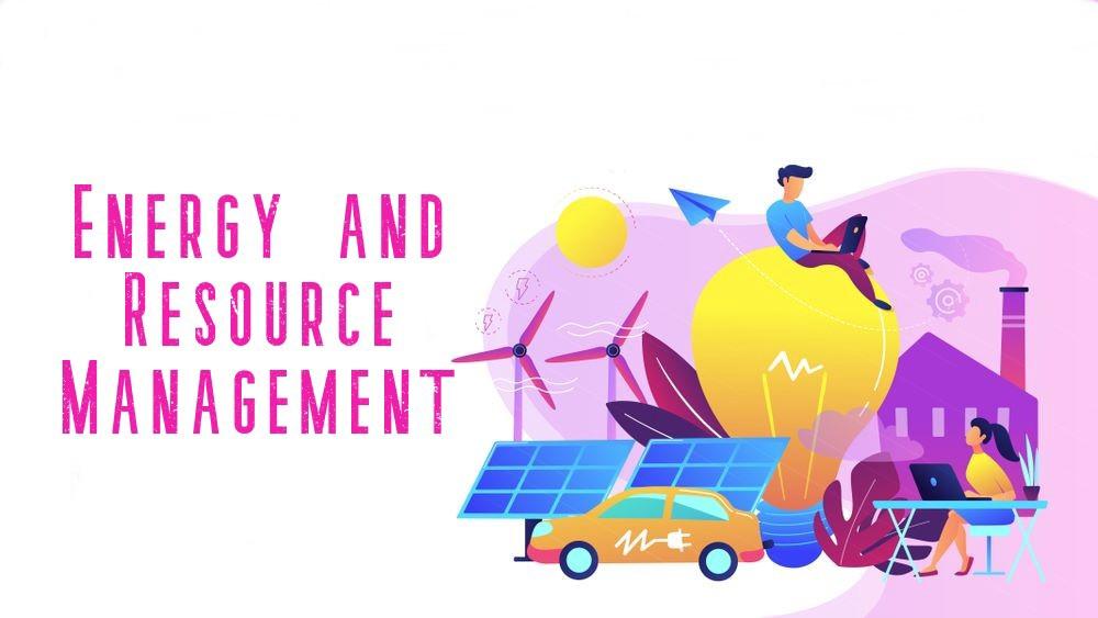 energia y manejo de recursos